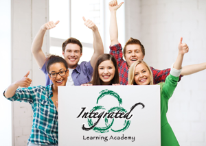 Integrated Learning Academy student tutoring for all ages